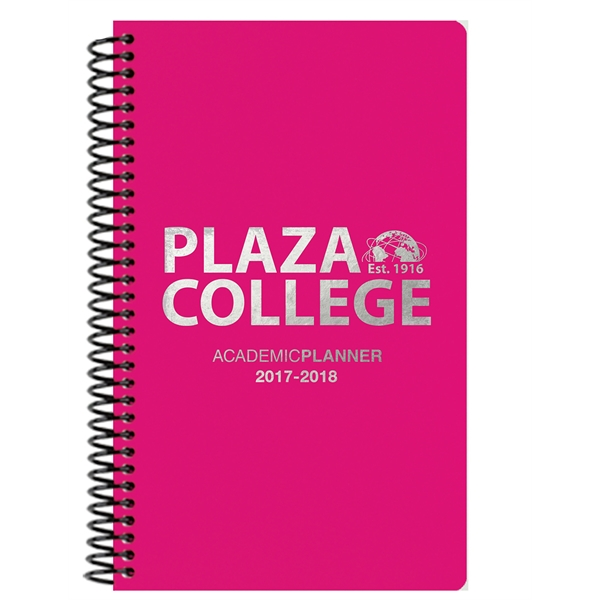 Printed Academic Weekly Planner