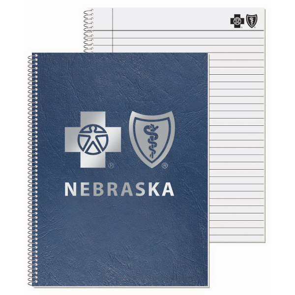 Customized Flex Leatherette Notebook