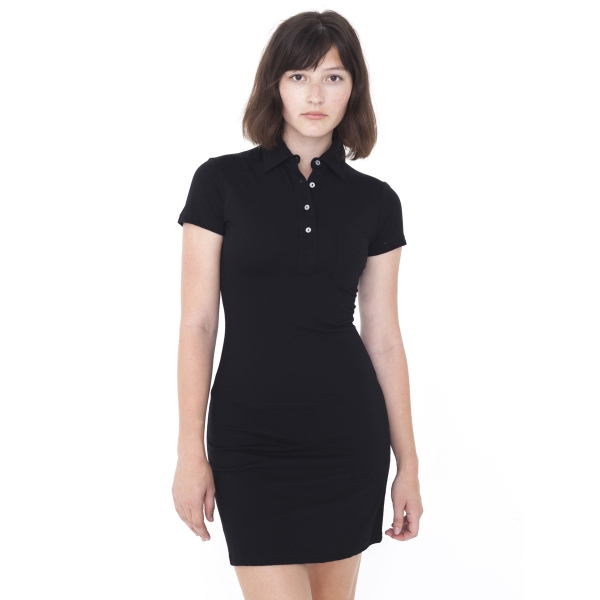 Customized Fine Jersey Leisure Dress