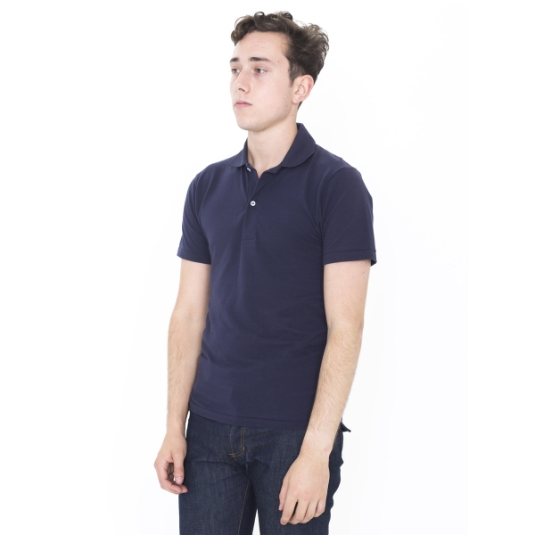 Printed Unisex Cotton Pique Tennis Shirt