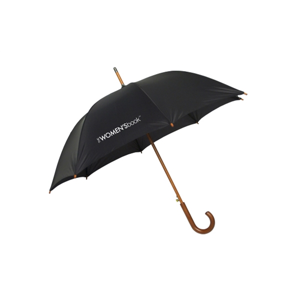 Imprinted The Hotel Fashion Umbrella