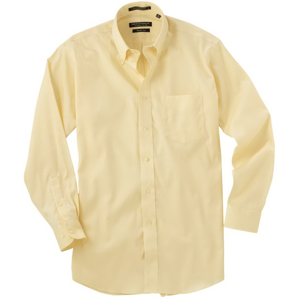 Imprinted Men's Executive Pinpoint Oxford Freedom Shirt