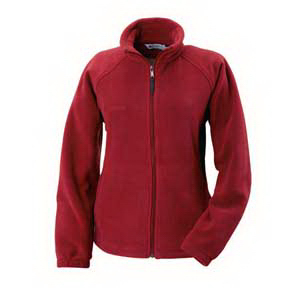 Customized Columbia (R) Women's Benton Springs (TM) Full Zip Jacket