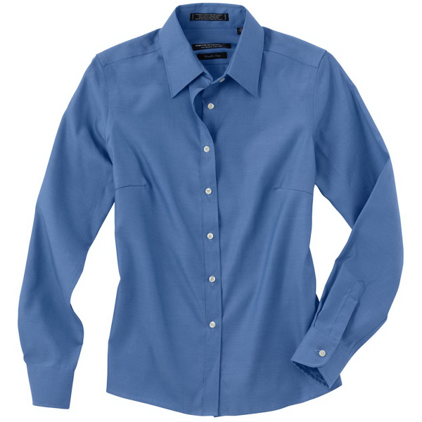 Personalized Ladies' Executive Pinpoint Oxford Freedom Shirt