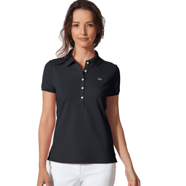 Promotional Lacoste Women's Stretch Pique Polo