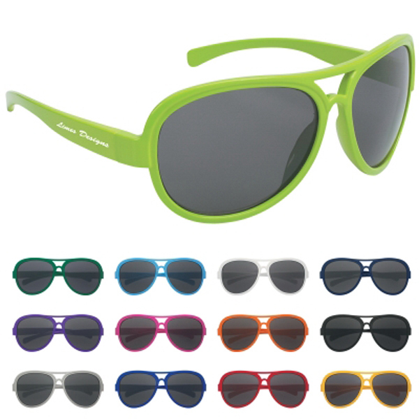 Personalized Navigator Sunglasses