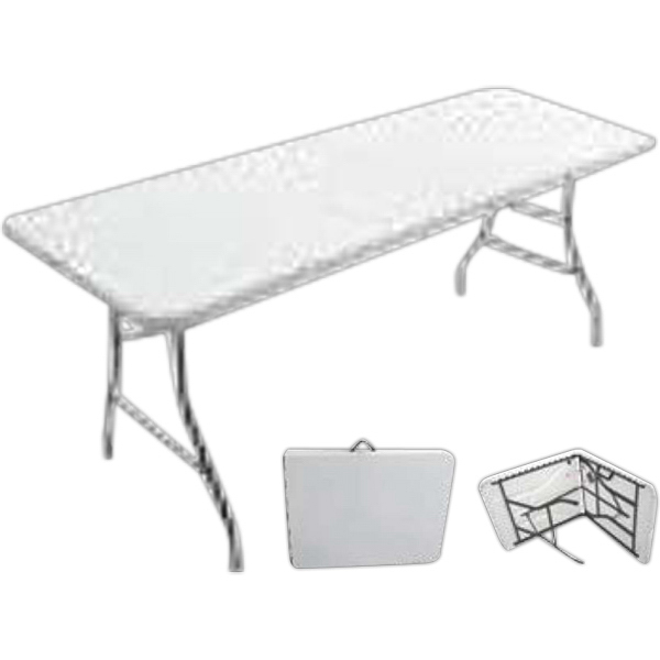 Imprinted 6' Collapsible Table
