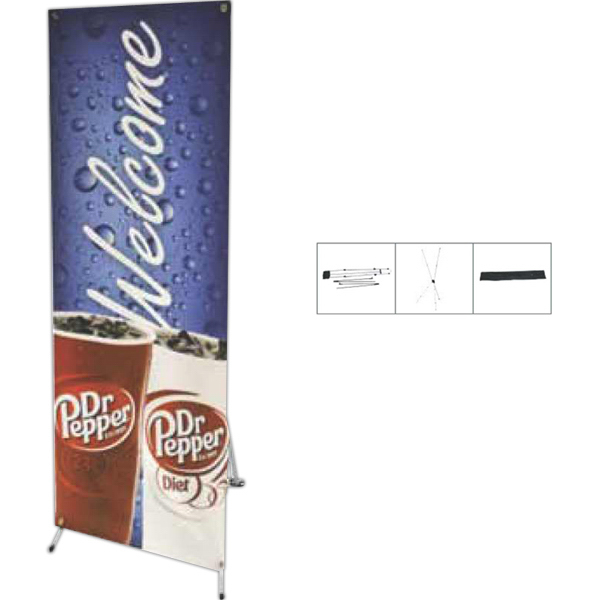 Customized Replacement X-Frame Banner Display