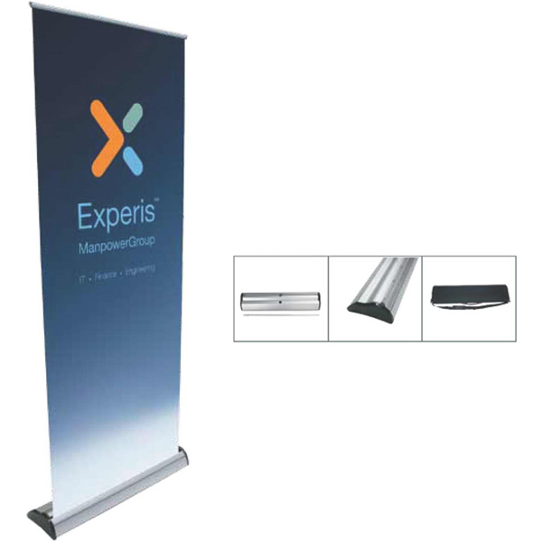 Promotional Replacement Premium Retractable Banner Display