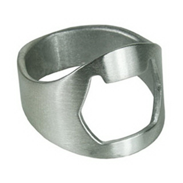 Printed Bottle Opener Ring