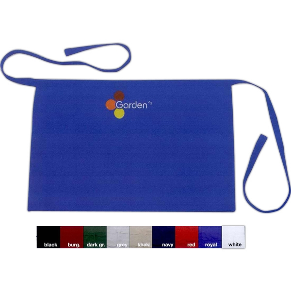 Promotional Short Pocket Apron