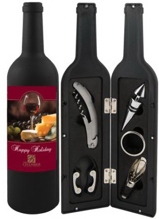 Personalized 7 Piece Wine Set