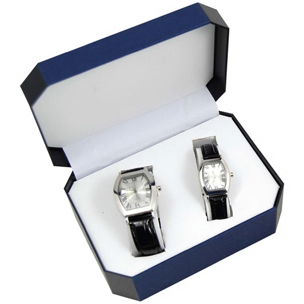Promotional His and Hers Watch Set