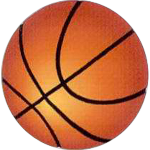 Imprinted Temporary Basketball tattoos