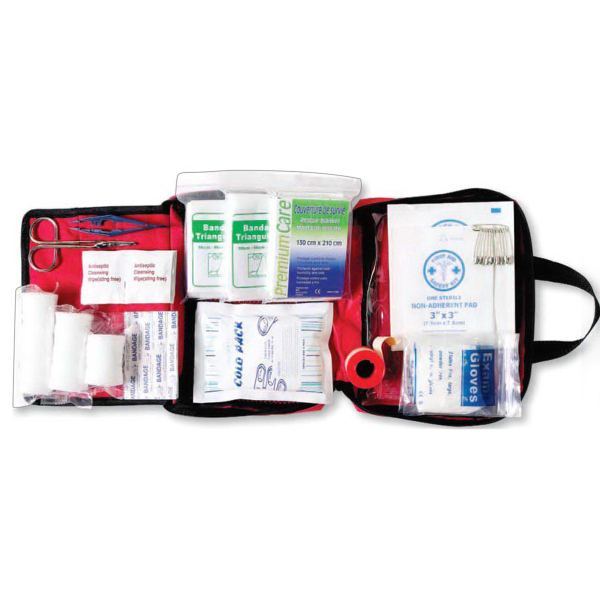 Custom Safety First Large First Aid Kit