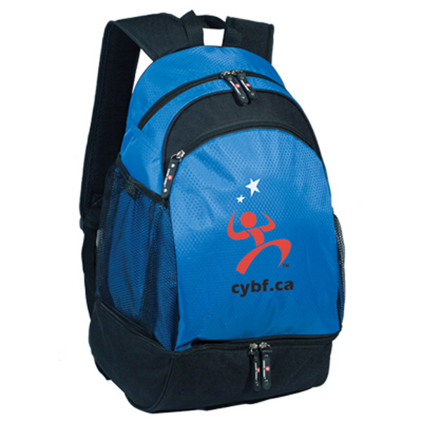 Personalized Swiss Force Select Backpack