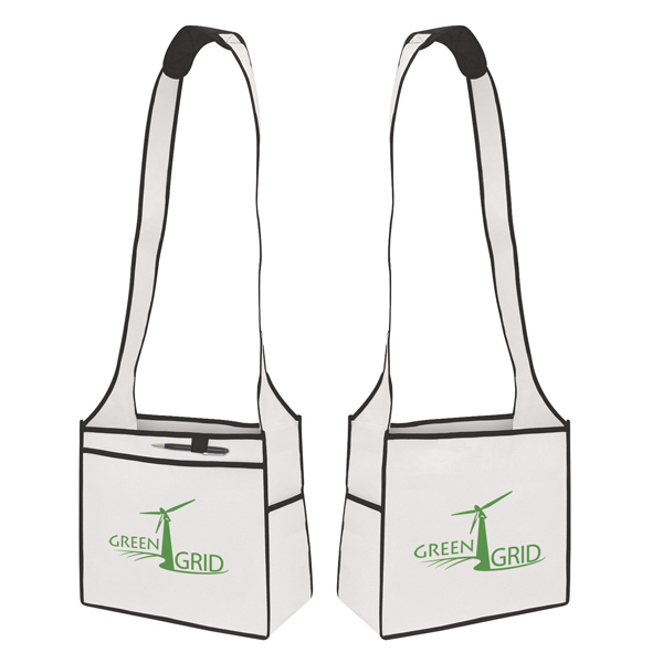 Printed Esprit Tradeshow Tote 1-Color Screen Print