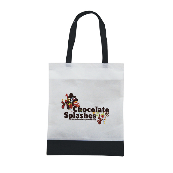 Customized Tote 'N Ship Full-Color Transfer