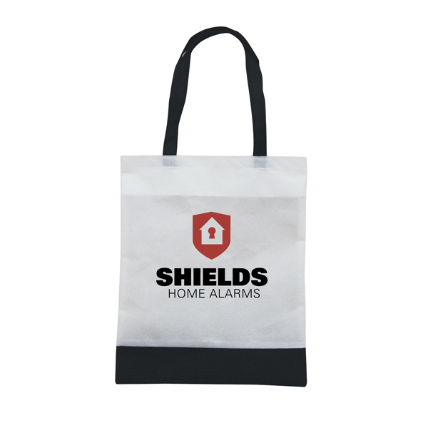 Personalized Tote 'N Ship 2-Color Screen Print