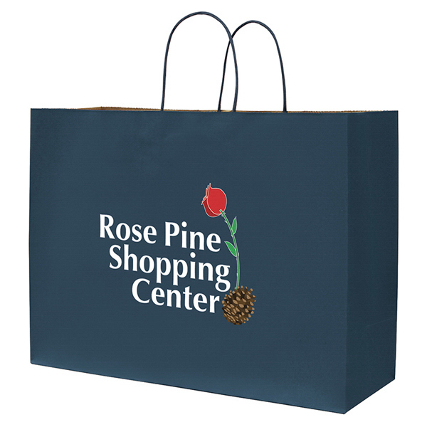 Promotional Tinted Shopper Full-Color Transfer