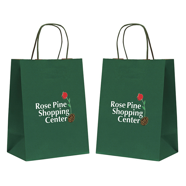 Printed Tinted Shopper Full-Color Transfer