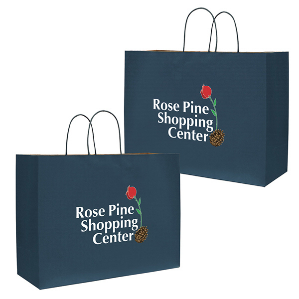 Customized Tinted Shopper Full-Color Transfer