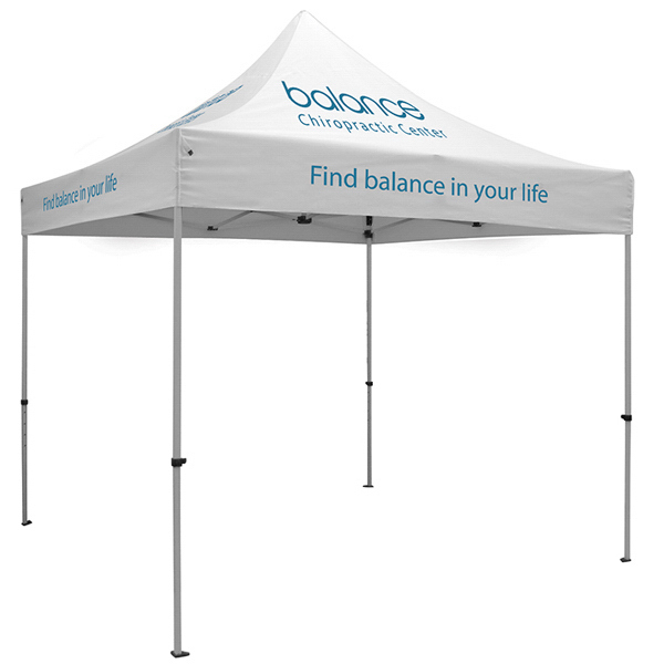 Promotional ShowStopper Premium 10-ft Square Tent