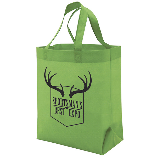 Custom Value Tote 1-Color Screen Print