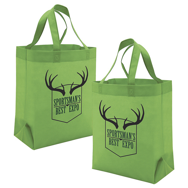 Promotional Value Tote 2-Color Screen Print