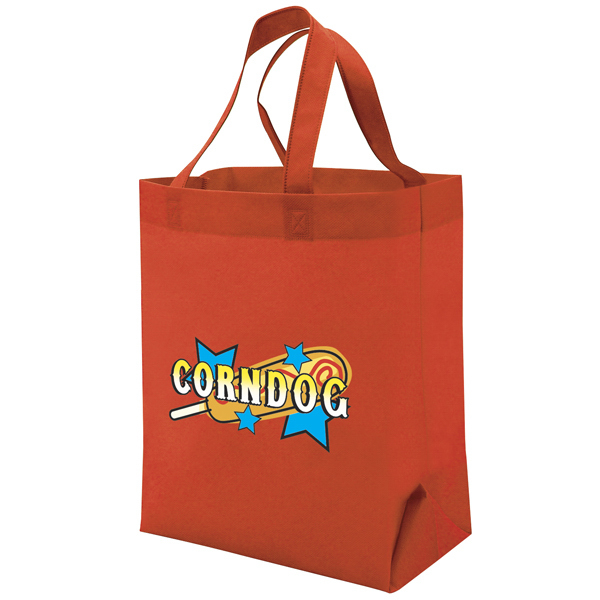 Customized Value Tote Full-Color Transfer