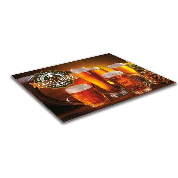 Printed 14-inch x 20-inch Crystal Edge Light Box Graphic Only