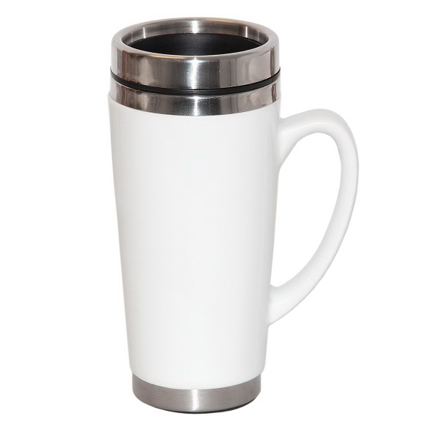Personalized 500 ml (16oz) Summit travel mug