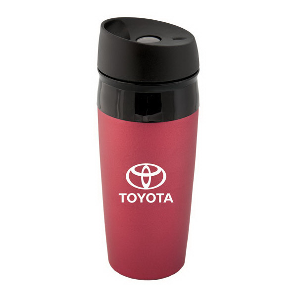 Printed 400 ml (13.5 oz) double wall stainless steel tumbler