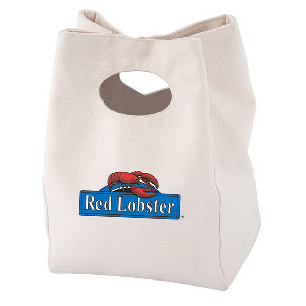 Customized Cotton lunch bag