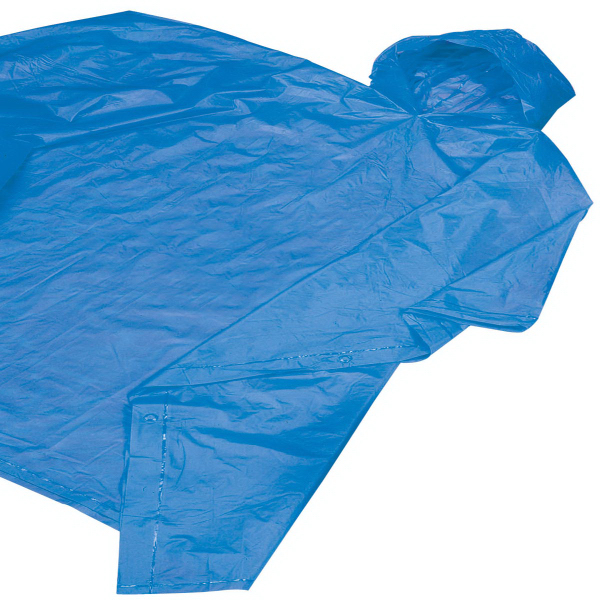 Customized Vinyl rain poncho
