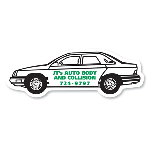 Promotional Magnet - Car 4 Door - Full Color