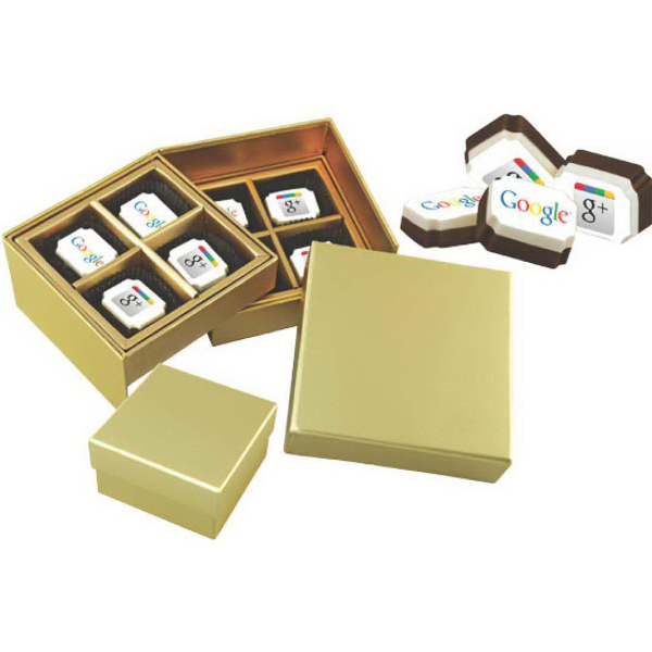 Promotional Elegant Chocolate Gift Set