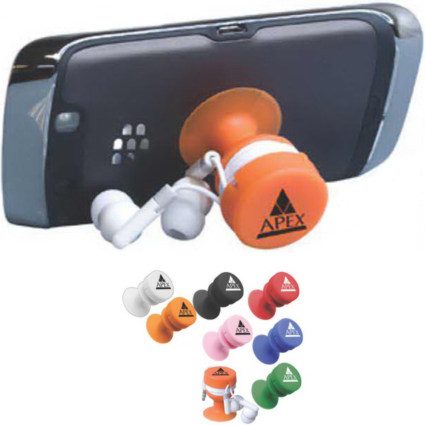 Promotional Ear-Bud Buddy