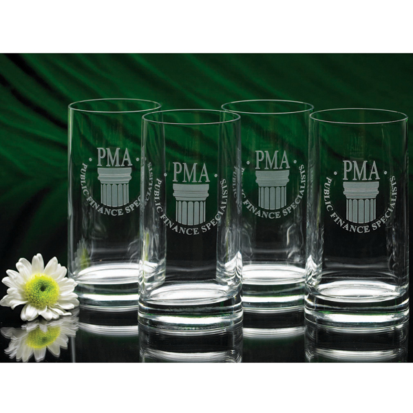 Promotional Beverage Glass, 14.5 oz