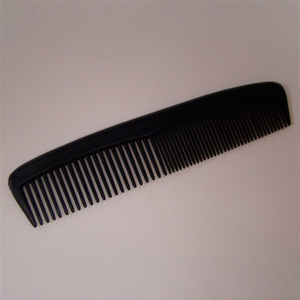 "Custom 5"" Black Comb"