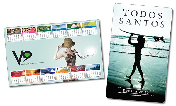 Personalized Extra-Thick Laminated Card - 5.25x8.5 - 24 pt