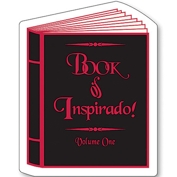 "Promotional Magnet - Book Shape 2.25"" x 2.875"" - 20 Mil"