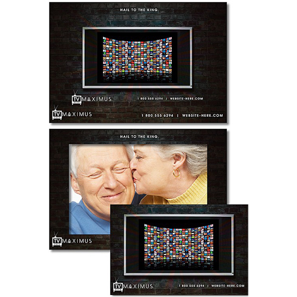 "Printed Magnet - Picture Frame 5"" x 7.375"" - 20 Mil"