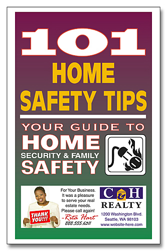 Personalized 101 Home Safety Tips