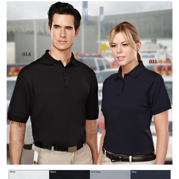 Promotional Sentinel - Men's Tactical Short Sleeve Polo