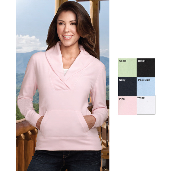 Promotional Helena Women's Anti-Pilling Micro Fleece Pullover