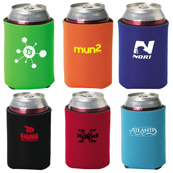 Personalized Ahhhh insulated can sleeve