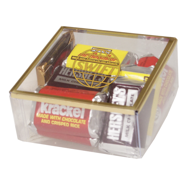 Customized Sweet Dreams with Hershey Miniatures - Chocolate - Box