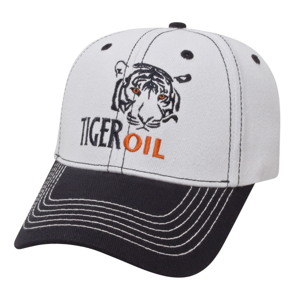 Promotional Medium Profile Stretch-Fit Cap