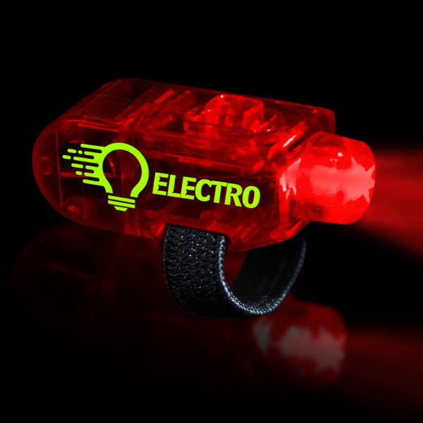 Promotional Red LED Finger Light